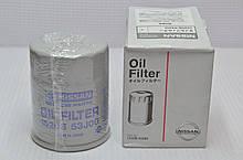 Оригінальний масляний фільтр NISSAN 15208-53J00