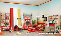 """Детская комната """"Молния Маквин"""" красная МакКвин McQueen Тачки, фото 1"""