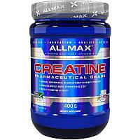 ALLMAX Nutrition, Порошок креатина, 100 % чистый тонкодисперсный моногидрат креатина, креатин фармацевтической категории, 400 г (14,11 унции)