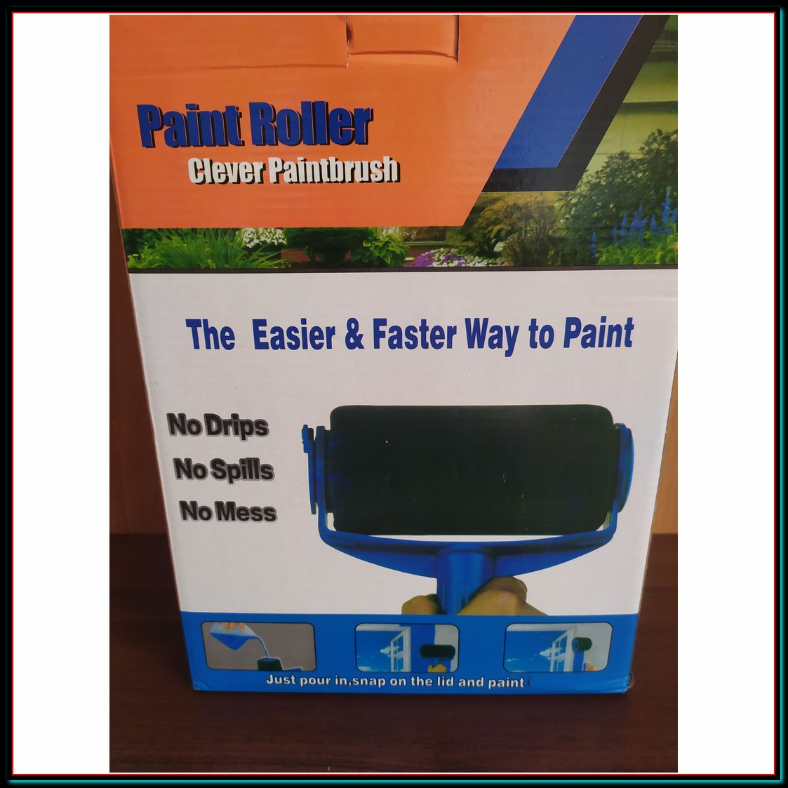 Валик набор для покраски и рисования paint roller