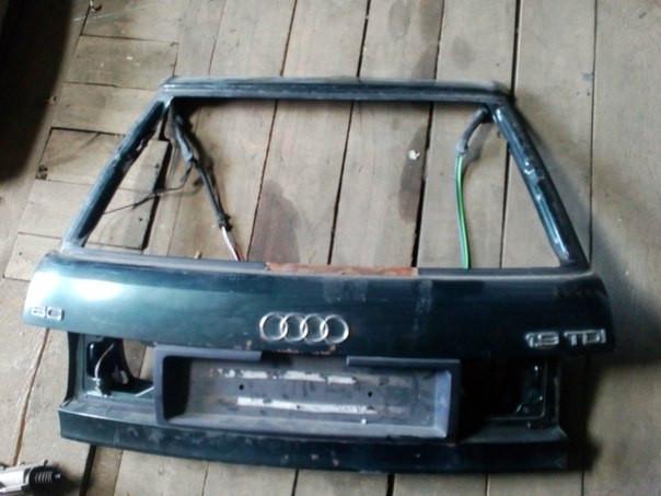 Audi 80 B4 кришка багажника пікап #38