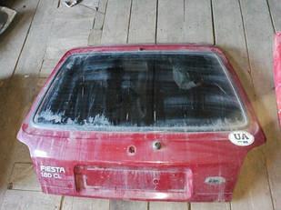 Ford Fiesta 1992 крышка багажника для хэтчбека