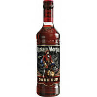 Ром Captain Morgan Dark 0.5 л 40% (87000651289)