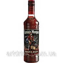 Ром Captain Morgan Dark 0.5 л 40% (87000651289)