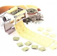 Лапшерезка с насадками для спагетти, пасты . равиоли 3в1