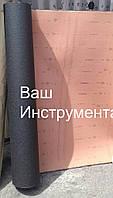 Наждачная бумага SIC высотой 1,45 м зерном Р 60 на ткани, водостойкая (ЗапорожАбразив)