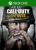 Call of Duty®: WWII - Gold Edition для Xbox One (иксбокс ван S/X)