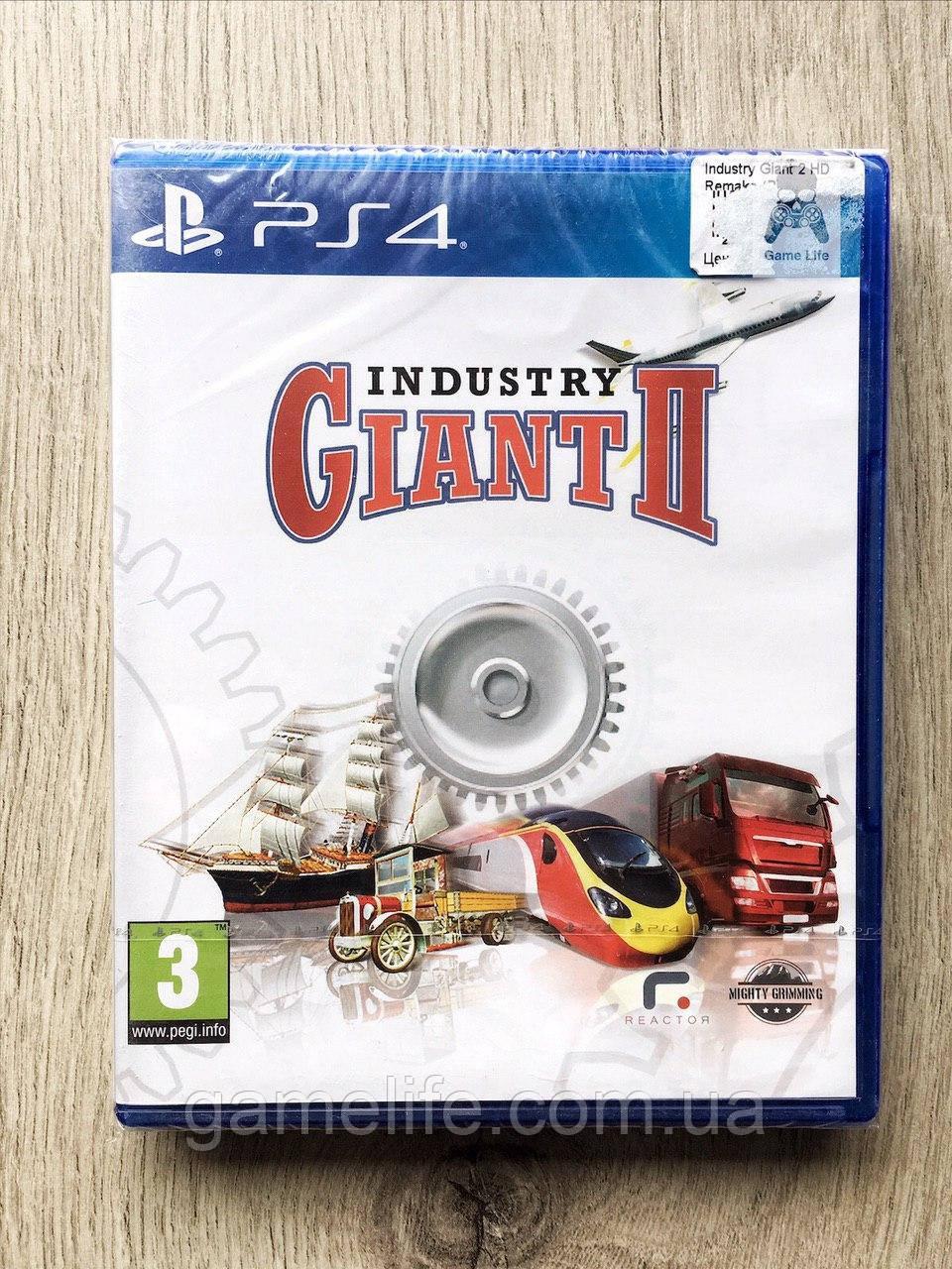 Industry Giant 2 (рус. суб.) PS4