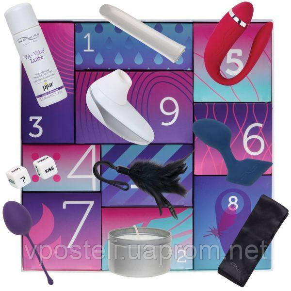 Набор We-Vibe Discover 10 Sex Toy Gift Box