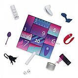 Набор We-Vibe Discover 10 Sex Toy Gift Box, фото 2