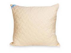 Подушка Leleka-textile Економ 50*70 см мікрофібра/холлофайбер стьобана М2