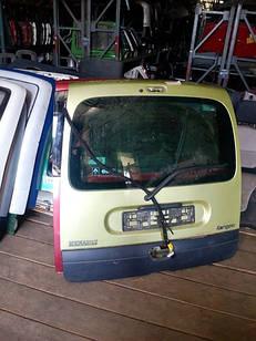 Renault Kangoo 2003 крышка багажника для легкового авто