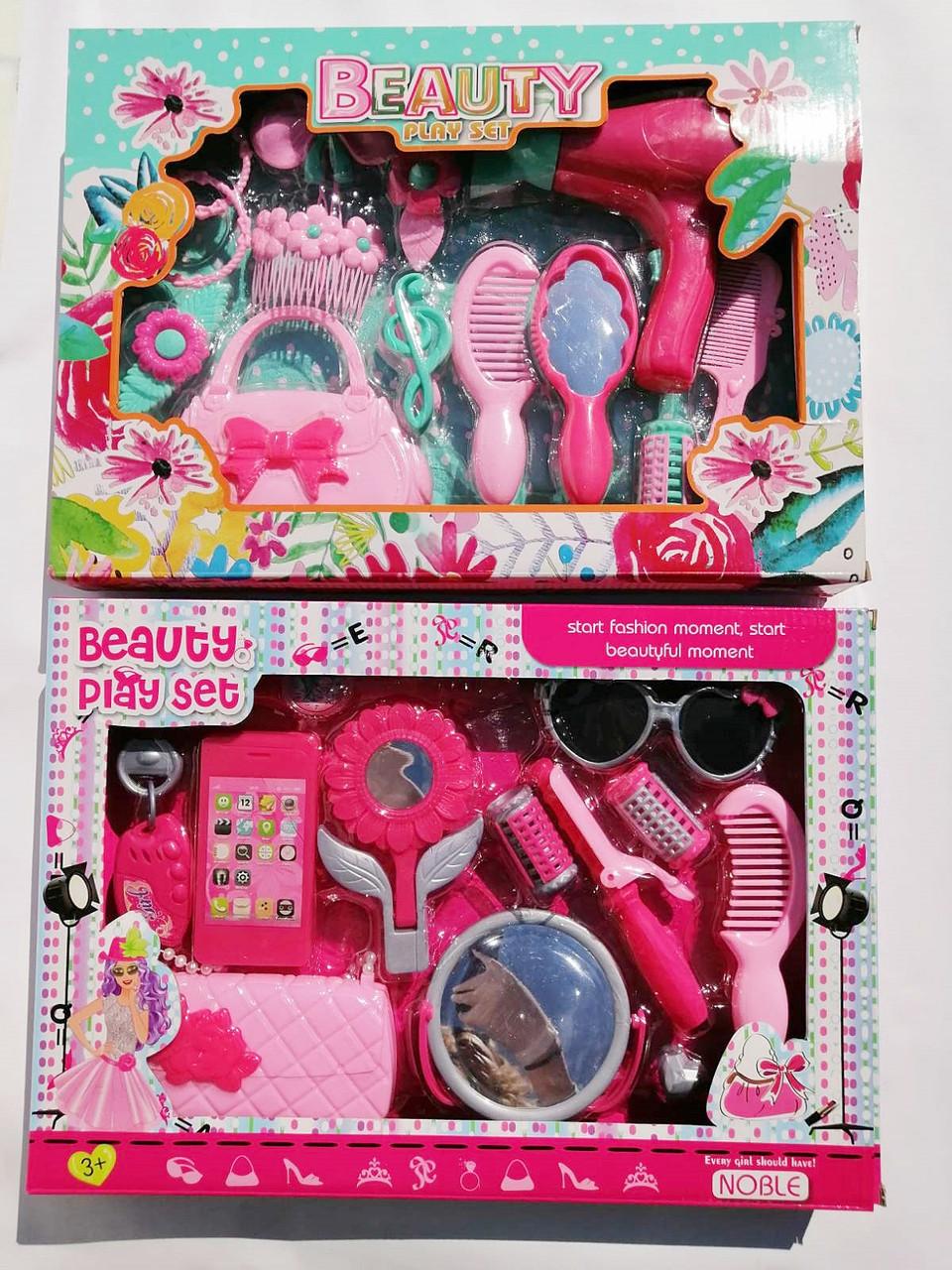 Игровой набор парикмахера Beauty play set
