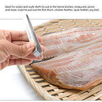 Пинцет для удаления рыбных костей