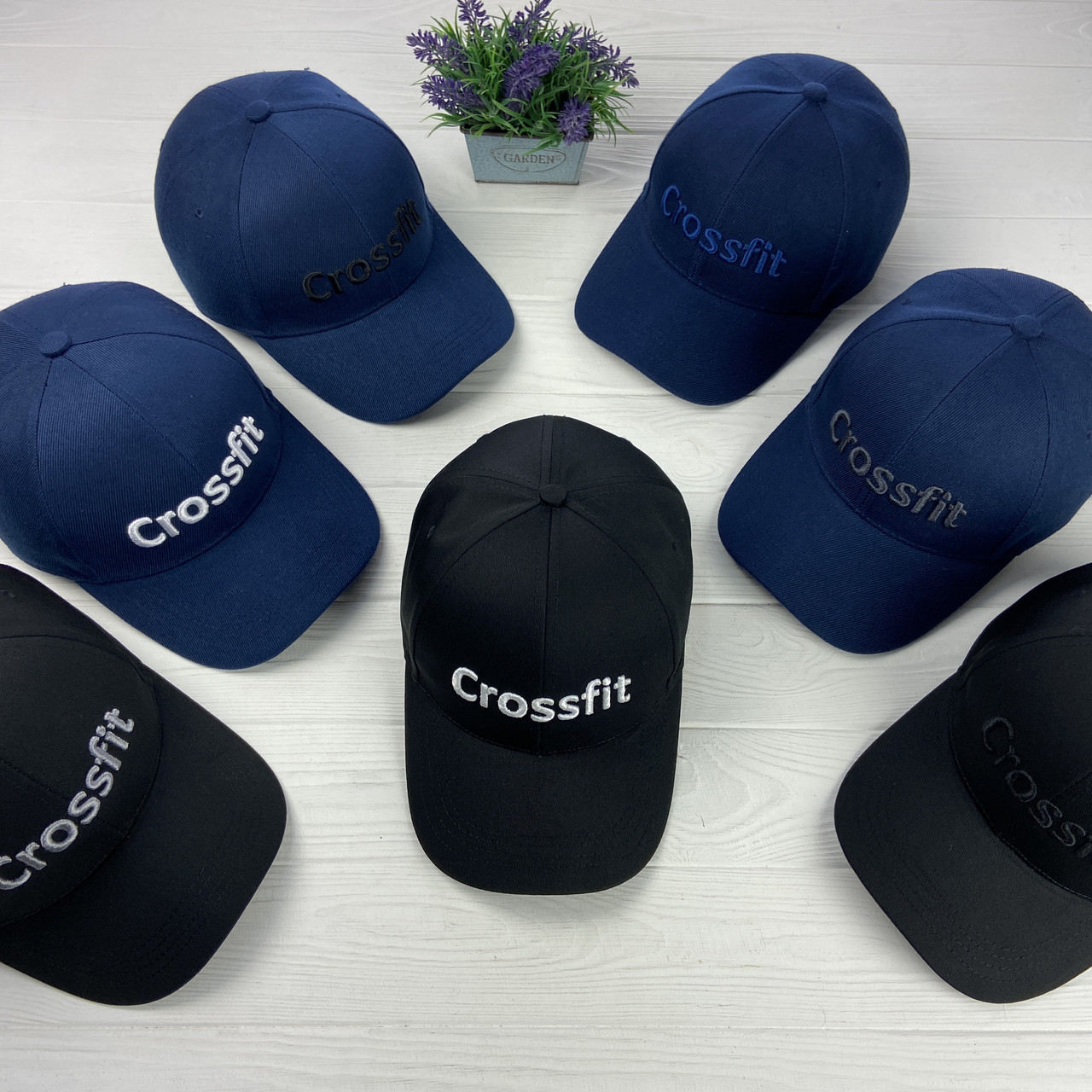 Кепка- бейсболка Crossfit