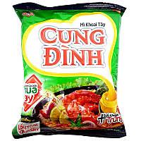 Локшина швидкого приготування CUNG DINH зі смаком креветки Micoem 80г