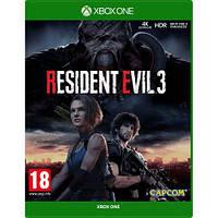 Resident Evil 3 (русская версия) (Xbox One), фото 1