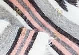 Карпатський ліжник, вовняний плед ЗОРЕПАД 150*210, фото 6