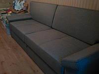 Перетяжка спального дивана. Перетяжка раскладного дивана Днепр., фото 1