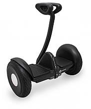 Сигвей Ninebot черный со встроенной Bluetooth колонкой, гироскутер
