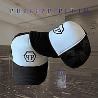 Мужская стильная Бейсболка кепка Philipp Plein, Armani, Nike, Supreme черного цвета Германия