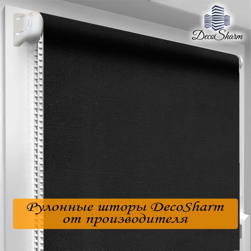 "Рулонная штора ""DecoSharm"" Лён 2136"