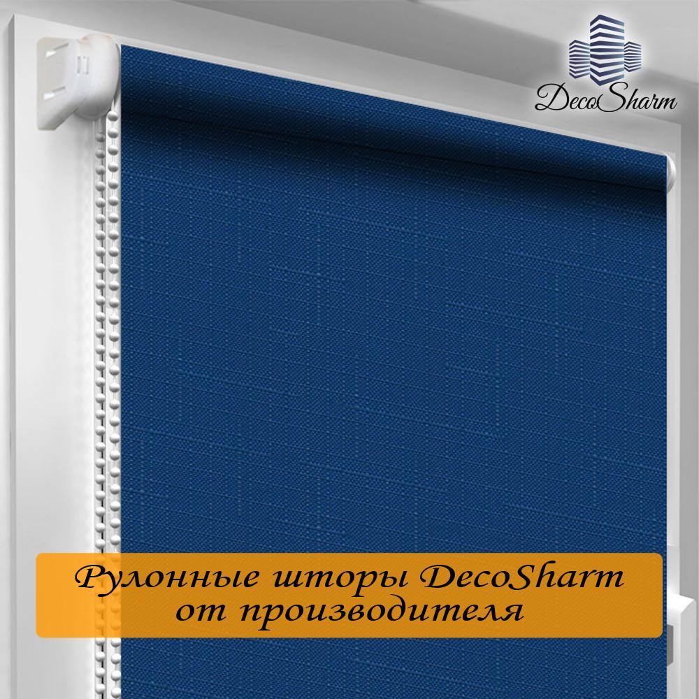 "Рулонная штора ""DecoSharm"" Лён 2075"