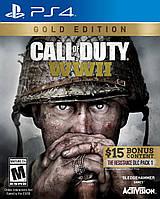 Call of Duty: WWII - Gold Edition (Тижневий прокат запису)