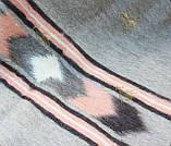 Карпатський ліжник, вовняний плед МРІЯ 150*210, фото 6