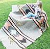 Карпатський ліжник, вовняний плед МРІЯ 150*210