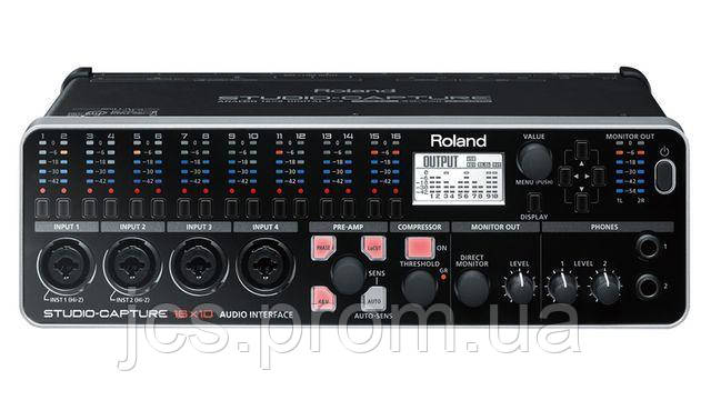 Аудиоинтерфейс Roland UA1610 Studio Capture