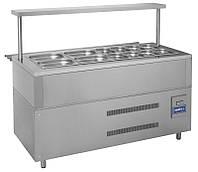 Прилавок холодильный ПХ-1500 Классик Кий-В