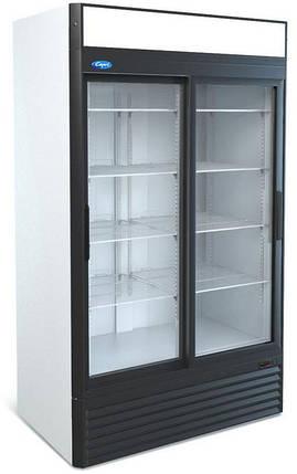 Холодильный шкаф Капри 1,12СК Купе, фото 2
