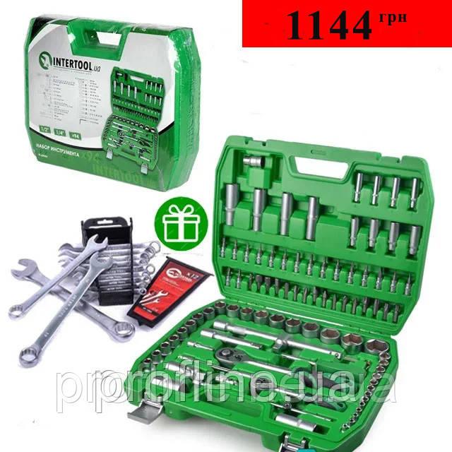 АКЦИЯ!!!Набор инструментов 94 ед. ET-6094SP + набор ключей 12 ед. HT-1203