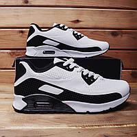 Мужские кроссовки Лейк Барс 90 (черно-белые) 44