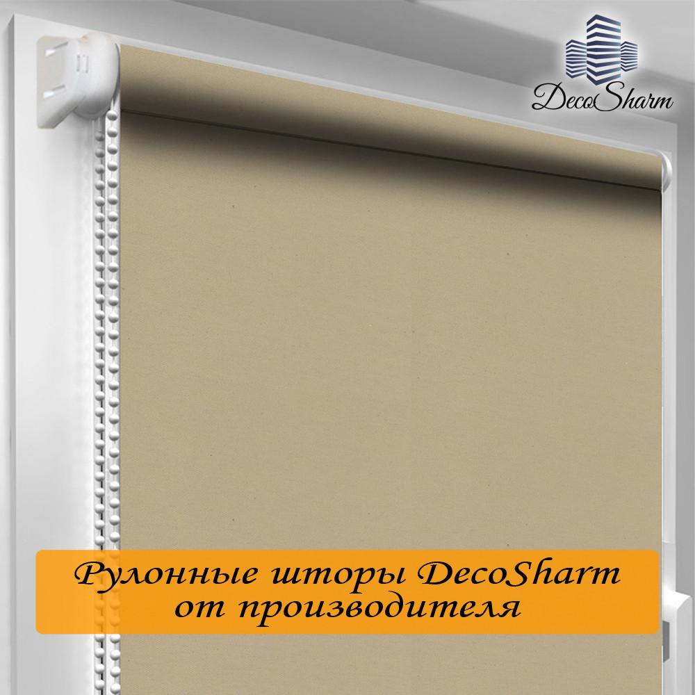 Рулонная штора DecoSharm Блекаут ВО 053 АКРИЛ