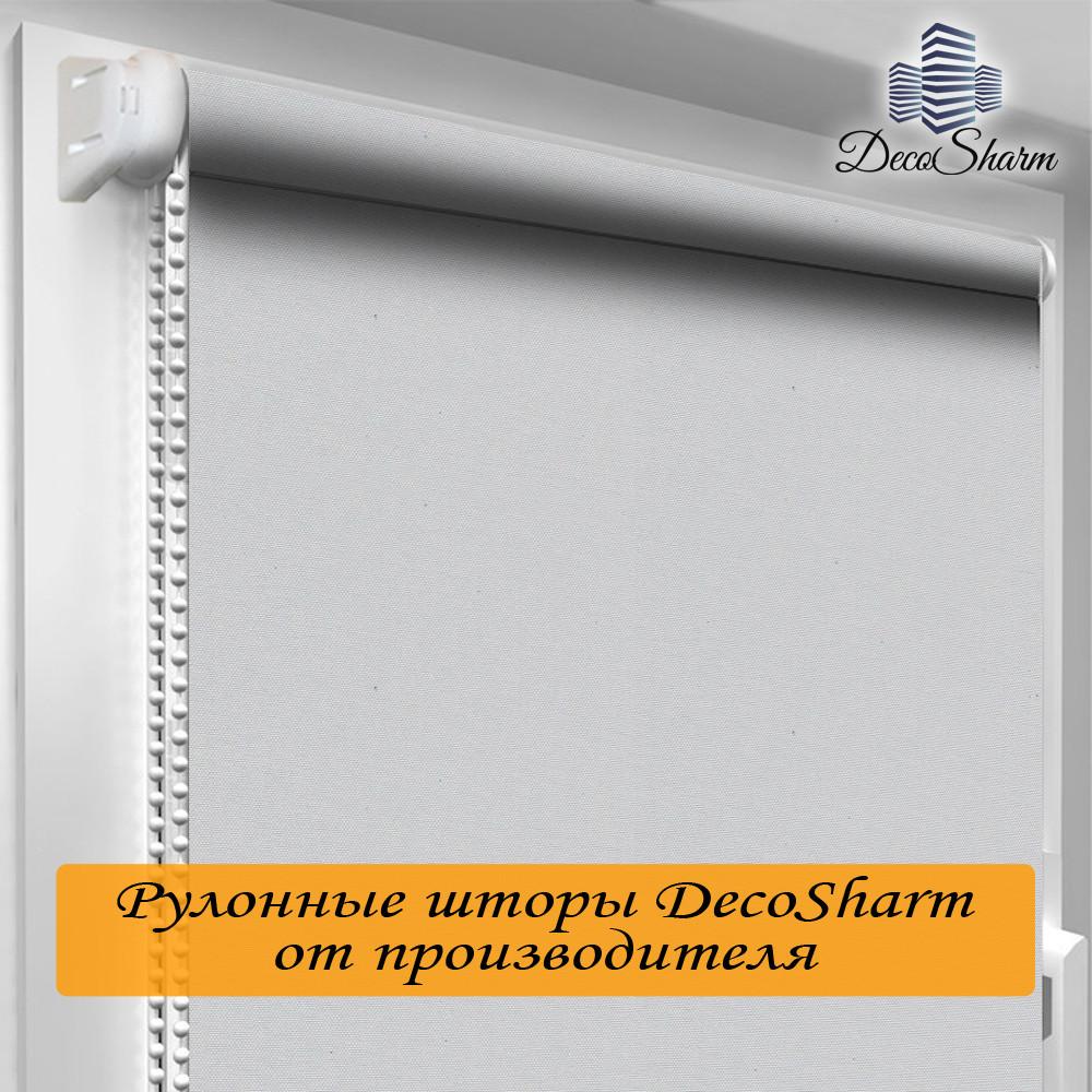 Рулонная штора DecoSharm Блекаут ВО 054 АКРИЛ