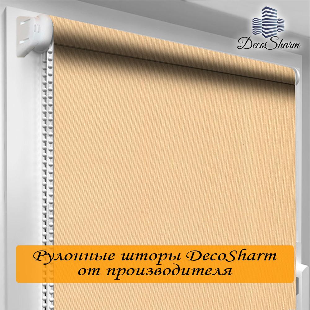 Рулонная штора DecoSharm Блекаут ВО 058 АКРИЛ