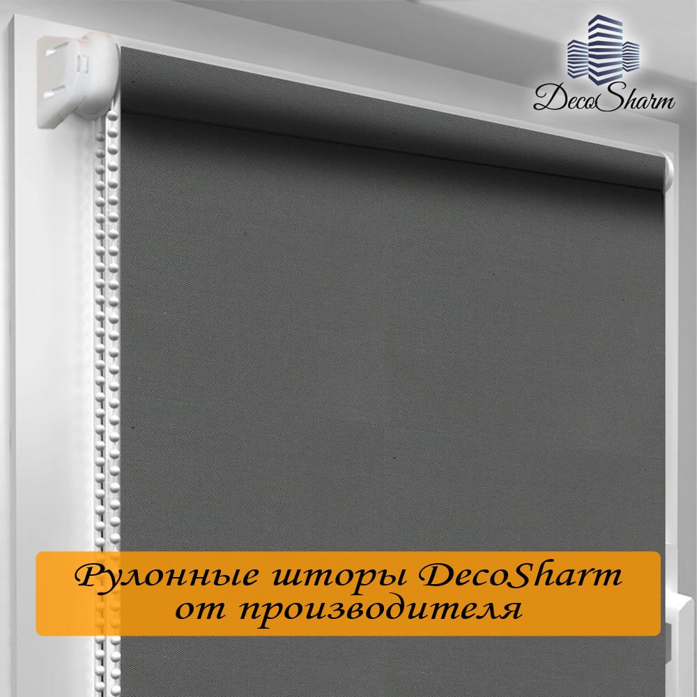 Рулонная штора DecoSharm Блекаут ВО 061 АКРИЛ