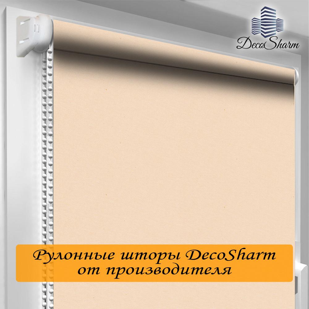 Рулонная штора DecoSharm Блекаут ВО 102 АКРИЛ