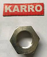 """Футорка 1""""-1/2""""  ПМ Karro (никель)"""