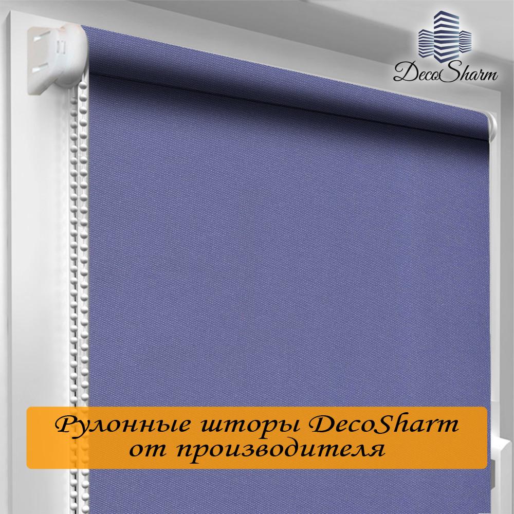 Рулонная штора DecoSharm Блекаут ВО 206 АКРИЛ