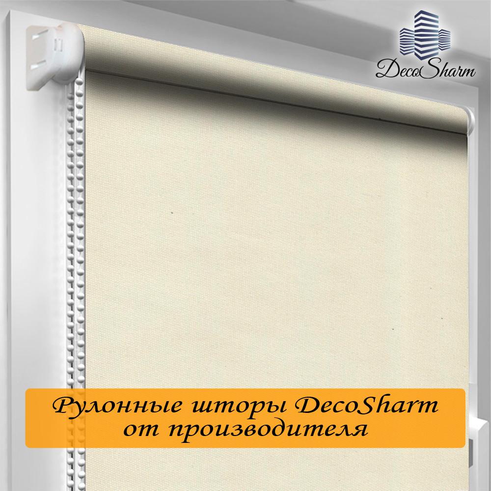 Рулонная штора DecoSharm Блекаут ВО 056 ТЕРМО