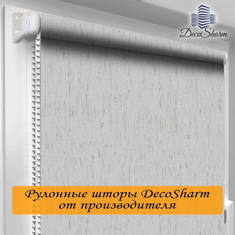 Рулонная штора DecoSharm Блекаут ВО 064  ТЕРМО