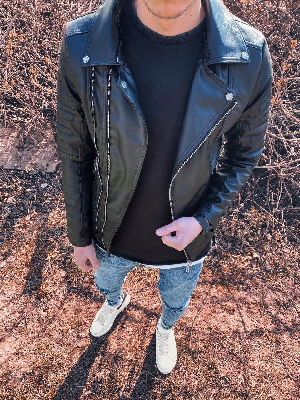 Косуха - чоловіча стильна косуха