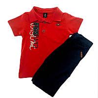 Костюм для мальчика 80-104 (1-4 года) 2 цвета