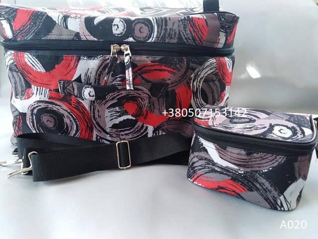 сумка-органайзер А020, косметичка А006