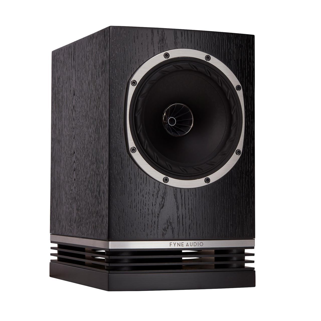 Акустические системы Fyne Audio F500 Black Oak