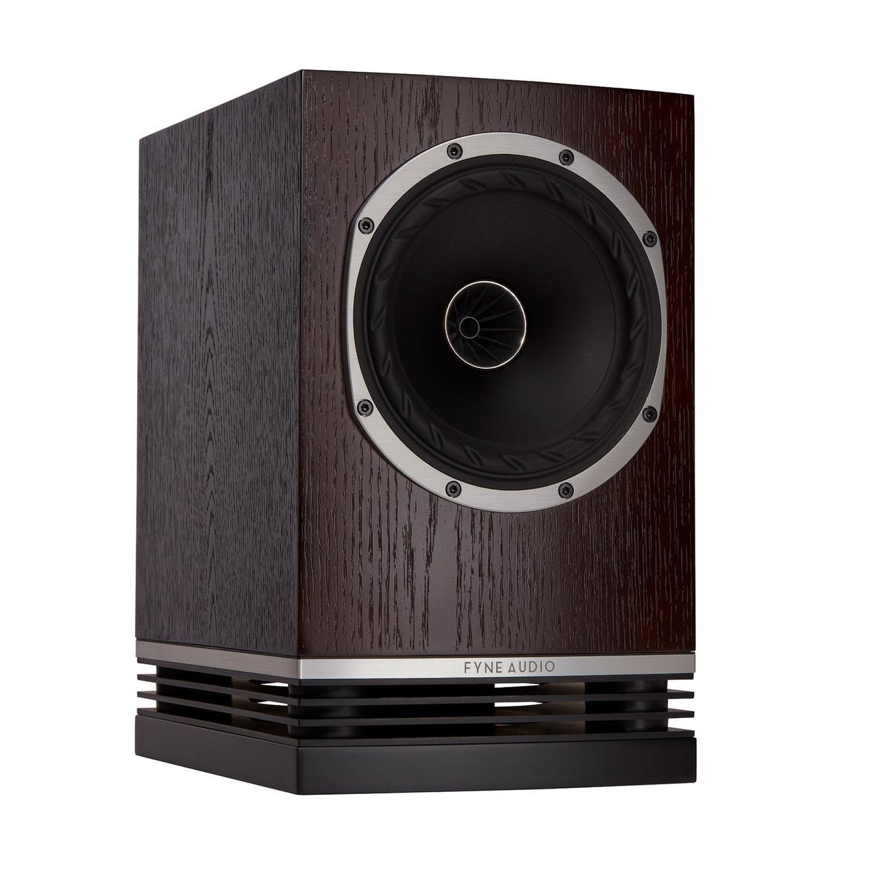 Акустические системы Fyne Audio F500 Dark Oak