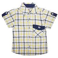 Рубашка для мальчика 1-4 года (86-104) 511                                                          , фото 1